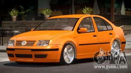 Volkswagen Bora ST for GTA 4