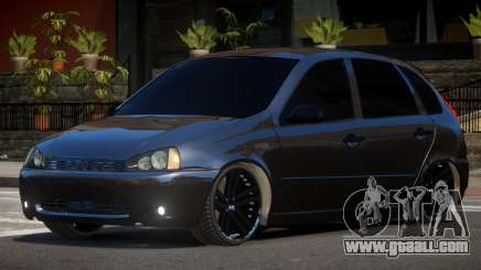 Lada Kalina L-Tuned for GTA 4