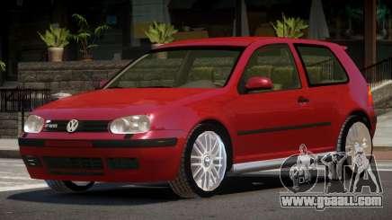 Volkswagen Golf 4 ZT for GTA 4