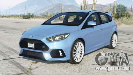 Ford Focus RS 2017 for GTA 5