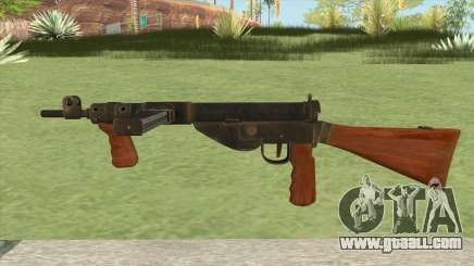 STEN MK5 (Red Orchestra 2) for GTA San Andreas