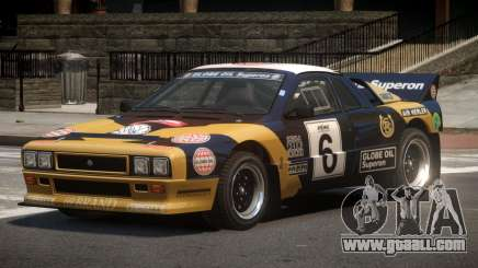 Lampadati Mesos Rallye PJ7 for GTA 4