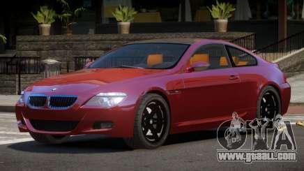 BMW M6 F12 SR for GTA 4