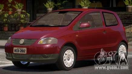 Volkswagen Fox RS for GTA 4