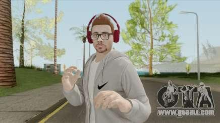 Random Male V6 (GTA Online) for GTA San Andreas