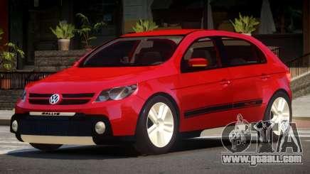 Volkswagen Gol RS for GTA 4
