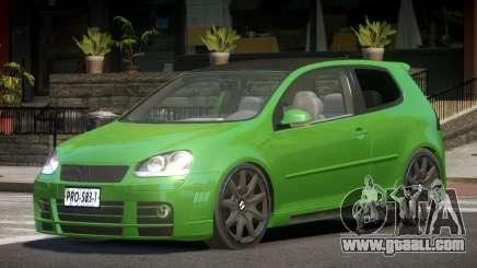 Volkswagen Golf GTI V2.2 for GTA 4