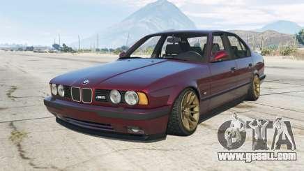 BMW M5 (E34) for GTA 5