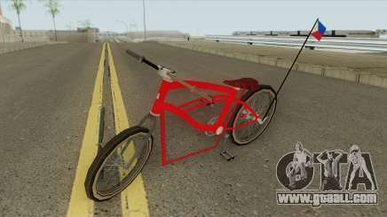 Lowered Bike PH V2 for GTA San Andreas
