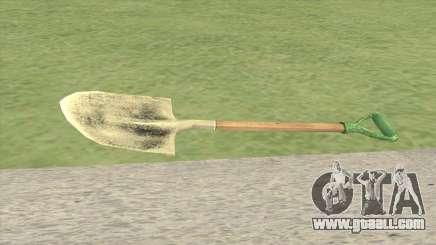 Shovel (HD) for GTA San Andreas