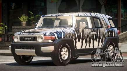 Toyota FJ Cruiser ST PJ1 for GTA 4