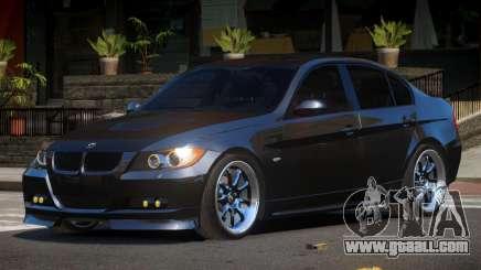 BMW 330i LT for GTA 4