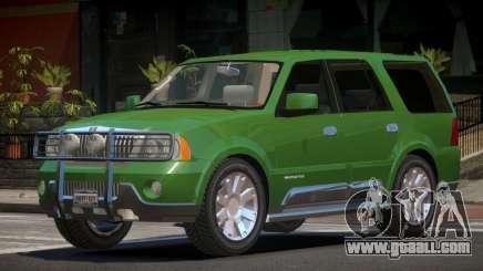 Lincoln Navigator ST for GTA 4