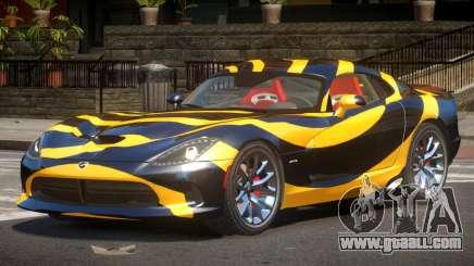 Dodge Viper GTS R-Tuned PJ5 for GTA 4