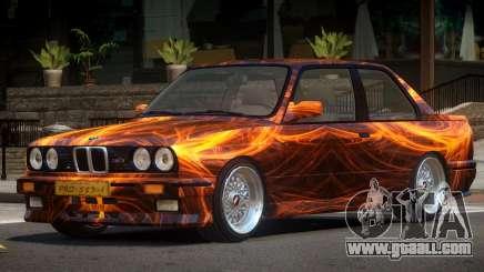 BMW M3 E30 DS PJ1 for GTA 4