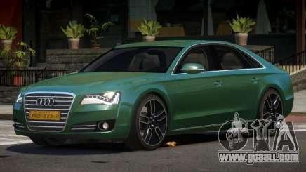 Audi A8 E-Style for GTA 4