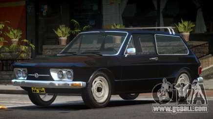 Volkswagen Brasilia LS for GTA 4