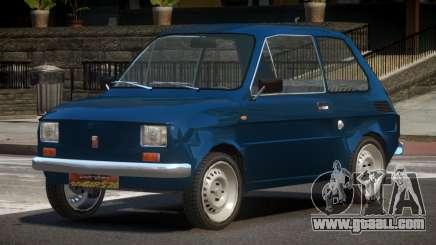 Fiat 126P V1.0 for GTA 4