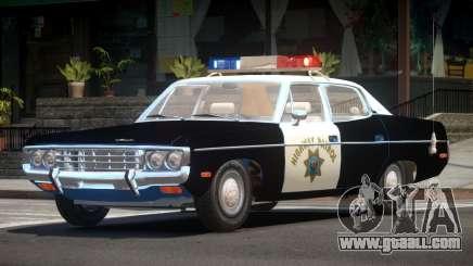 AMC Matador LS Police for GTA 4
