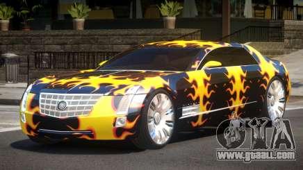 2003 Cadillac Sixteen V1.2 PJ3 for GTA 4
