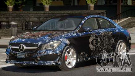 Mercedes Benz CLA V1.0 PJ4 for GTA 4