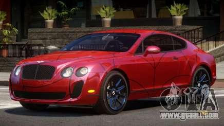Bentley Continental S-Edit PJ4 for GTA 4