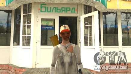 Nikolai Dobrynin (in the role of Mitya Buhangin) v3 for GTA San Andreas