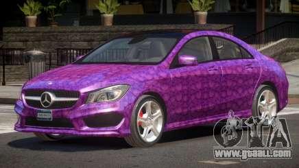 Mercedes Benz CLA V1.0 PJ2 for GTA 4