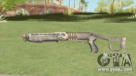SPAS-12 Low Quality for GTA San Andreas