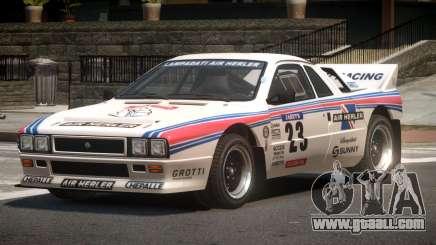 Lampadati Mesos Rallye PJ1 for GTA 4