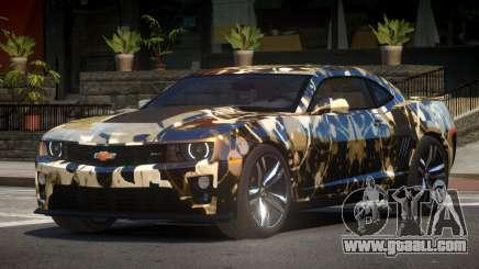 Chevrolet Camaro ZL1 V2.1 PJ5 for GTA 4