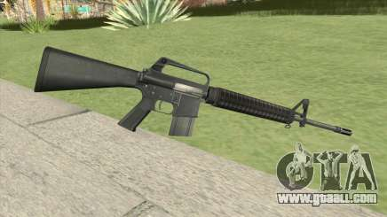 AR33 (GoldenEye: Source) for GTA San Andreas