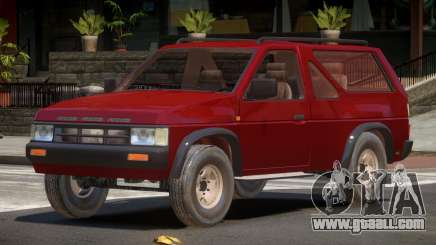 Nissan Terrano ST for GTA 4