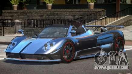 Pagani Zonda SR Spider for GTA 4