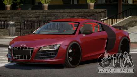 Audi R8 RTL for GTA 4