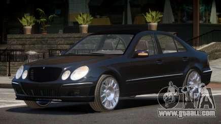 Mercedes Benz E55 V2.1 for GTA 4