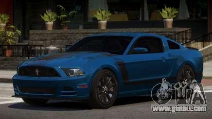 Ford Mustang V2.2 for GTA 4