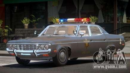 AMC Matador Police V1.0 for GTA 4