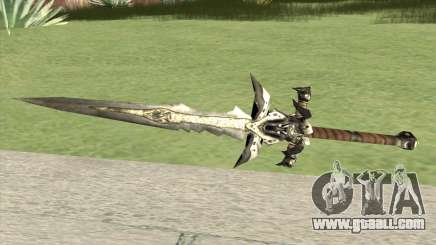 Frostmourne (Warcraft 3) for GTA San Andreas
