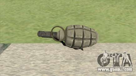F1 Grenade (Red Orchestra 2) for GTA San Andreas