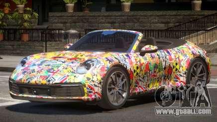2019 Porsche 911 Carrera S PJ1 for GTA 4