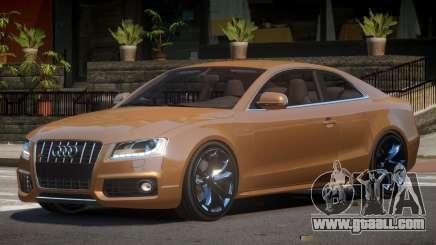 Audi S5 LT for GTA 4