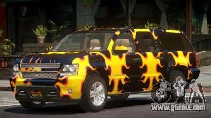 Chevrolet Suburban V2.1 PJ5 for GTA 4