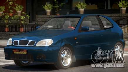 Daewoo Lanos RS for GTA 4