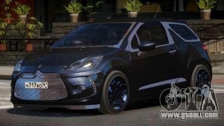 Citroen DS3 RS for GTA 4