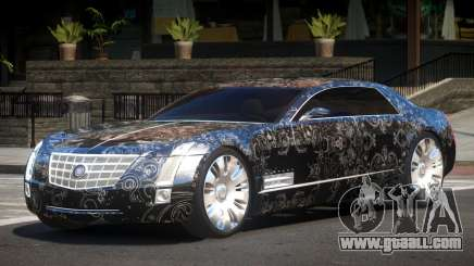 2003 Cadillac Sixteen V1.2 PJ4 for GTA 4