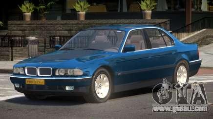 BMW 750i E38 ST for GTA 4