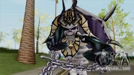 Kel-Thuzad (Warcraft III RoC) V2 for GTA San Andreas