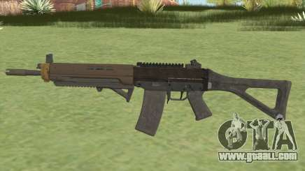 Grau 5.56 Assault Rifle V2 (COD: MW 2019) for GTA San Andreas