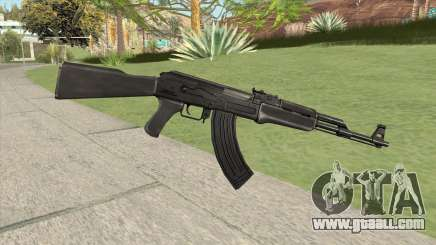 AK-47 (Synthetic) for GTA San Andreas